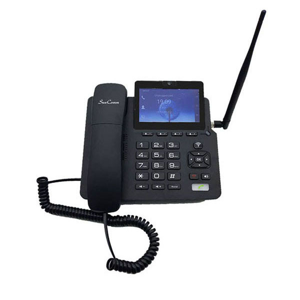 4G Fixed Wireless Phone with Video, VoLTE, WiFi