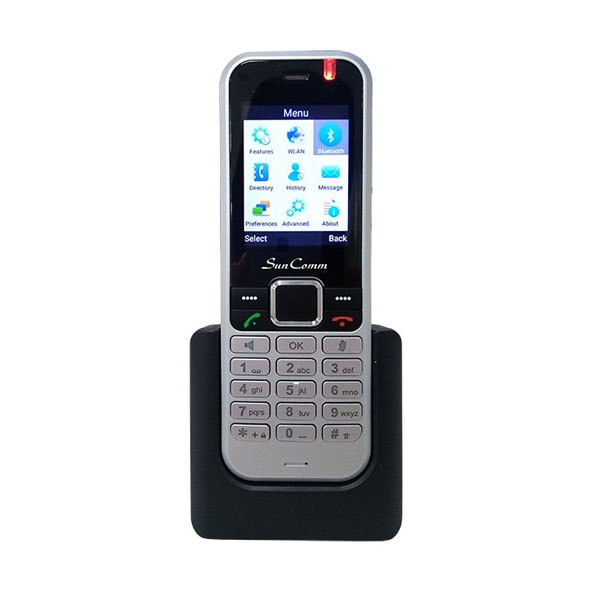 IP Handset Phone with 4G, Wifi Client/ WiFi Hotspot