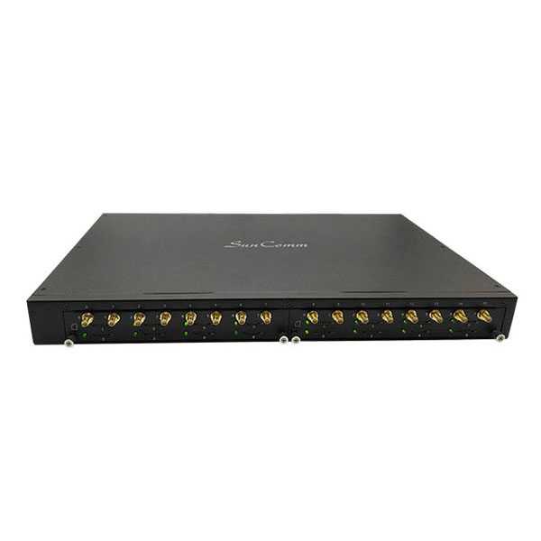 4G LTE VoIP Terminal with 16 SIM